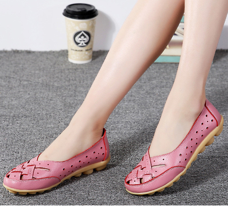AH1165 (15) Women's Loafers Shoes