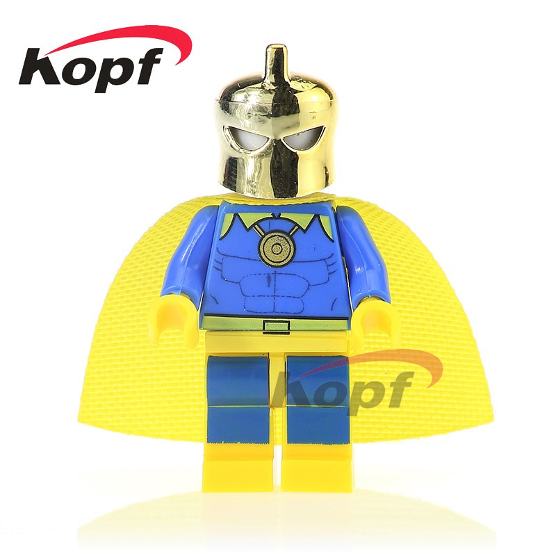 Single Sale PG364 Super Heroes Doctor Fate Rorschach Blink Walter Kovacs Supergirl Building Blocks Christmas Toys for children le fate топ