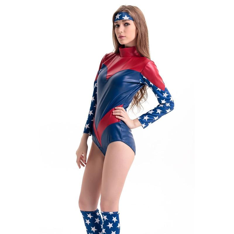 Sexy superwoman halloween costumes