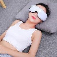 USB массажер для глаз воздушный компрессионный массаж глаз умный массаж глаз с подогревом очки против морщин Уход за глазами