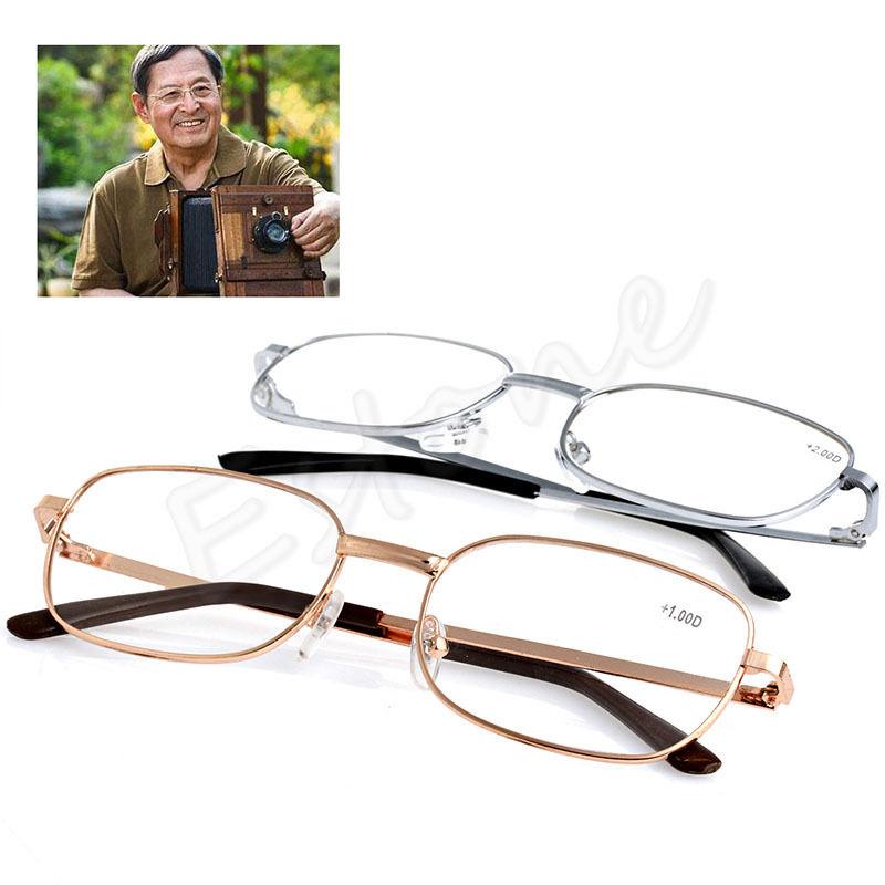 aliexpress buy metal anti fatigue reading glasses 1