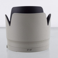 ET-87 бленда объектива камеры для Canon 70-200 мм f/2.8L IS II USM белый
