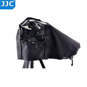 Image 3 - JJC レインコートカバーダストプロテクター D7100 D7000 D5300 D5200 D5100 D3300 D3200 D3100 D750 D610 D300s F80 f65