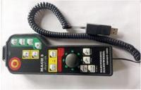 を新しいmach3 6軸usbロッカーハンドル電子ハンドホイールcnc cnc小さな彫刻機部品 -
