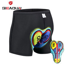 e9c14bf58c95b Cycling shorts cycling sports underwear compression tights bicycle shorts  gel underwear men and women MTB Shorts