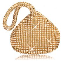 mylb women evening bag diamond-encrusted hand holds Day Cluthes Minaudiere crystal  evening bags totes 7ea7154e6ac5