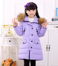 winter baby snowsuit baby girl fur collar winter coat kids winter coat children gilrs winter warm down coat jacket for girls