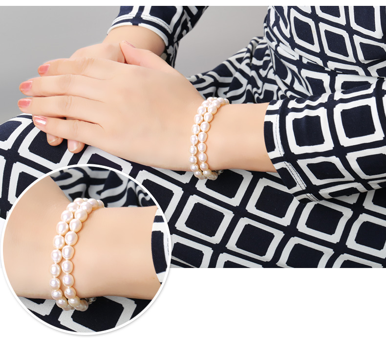 freshwater pearl bracelet jewelry 100
