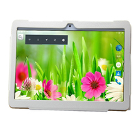 IBOPAIDA 9.7inch ANDROID 6.0 PHONE TABLET PC DUAL SIM IPS Bundle cover case gift /white cover