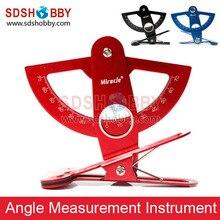 Angle Measurement Instrument RC Model- Black/ Red/ Blue Color