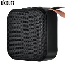 Portable Bluetooth Speaker Mini Wireless Loudspeaker Sound System 10W Stereo Music Surround Outdoor Speaker Support FM TFCard(China)