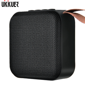 Portable Bluetooth Speaker Mini Wireless Loudspeaker Sound System 3D Stereo Music Surround Outdoor Speaker Support FM TFCard(China)