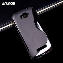 Anunob Phone Case For Alcatel One Touch Pop C7 Cases Cover Dual SIM 7040D 7041D 7040E 5.0 inch Cell Phone Shell Silicon Covers alcatel one touch pop c7 7041d dual sim black