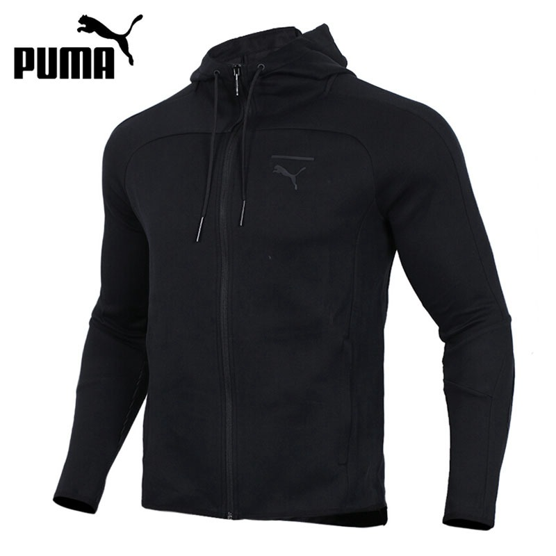 Original New Arrival 2018 PUMA Pace Primary FZ Hoody Men's jacket Sportswear original new arrival 2018 puma pace primary fz hoody men s jacket sportswear