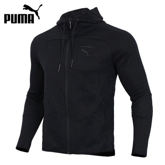 a20bb0125 Original nueva llegada 2018 PUMA ritmo primaria FZ Sudadera con capucha  chaqueta de los hombres ropa