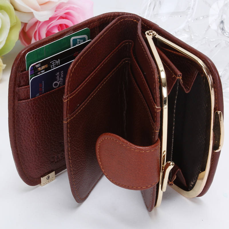 Handmade Genuine Leather fashion stingray purse lace ziper hasp long RFID identity wallet pvc for lady as present