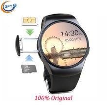 GFT kw18 Smart Uhr MTK2502 Bluetooth Smartwatch Pulsmesser Tragbare Geräte Armbanduhr Für IOS Android smart gesundheit