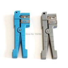 Stripper coaxial do cabo da fibra ótica 45 162 e 45 163 da ferramenta de descascamento do cabo da fibra ótica