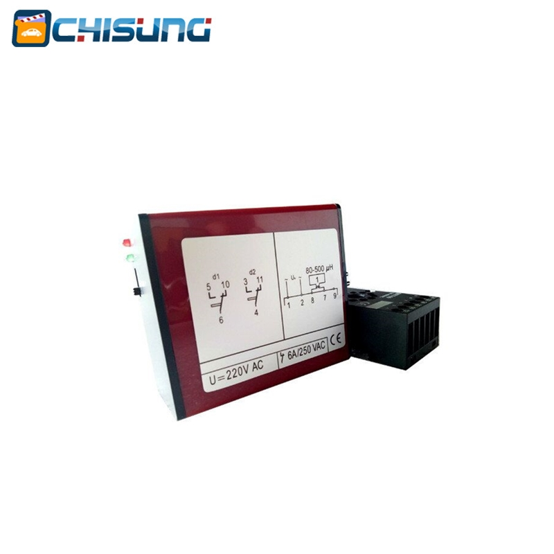Car Access Control Single Loop Detector For Parking