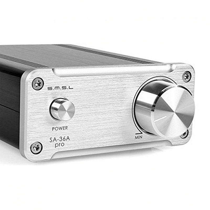 New SMSL SA-36A Pro 20W*2 Hifi TPA3118D2 Digital Audio Power Amplifier Free Shipping free shipping 20pcs lot tda7266sa tda7266 audio amplifier amplifier new original