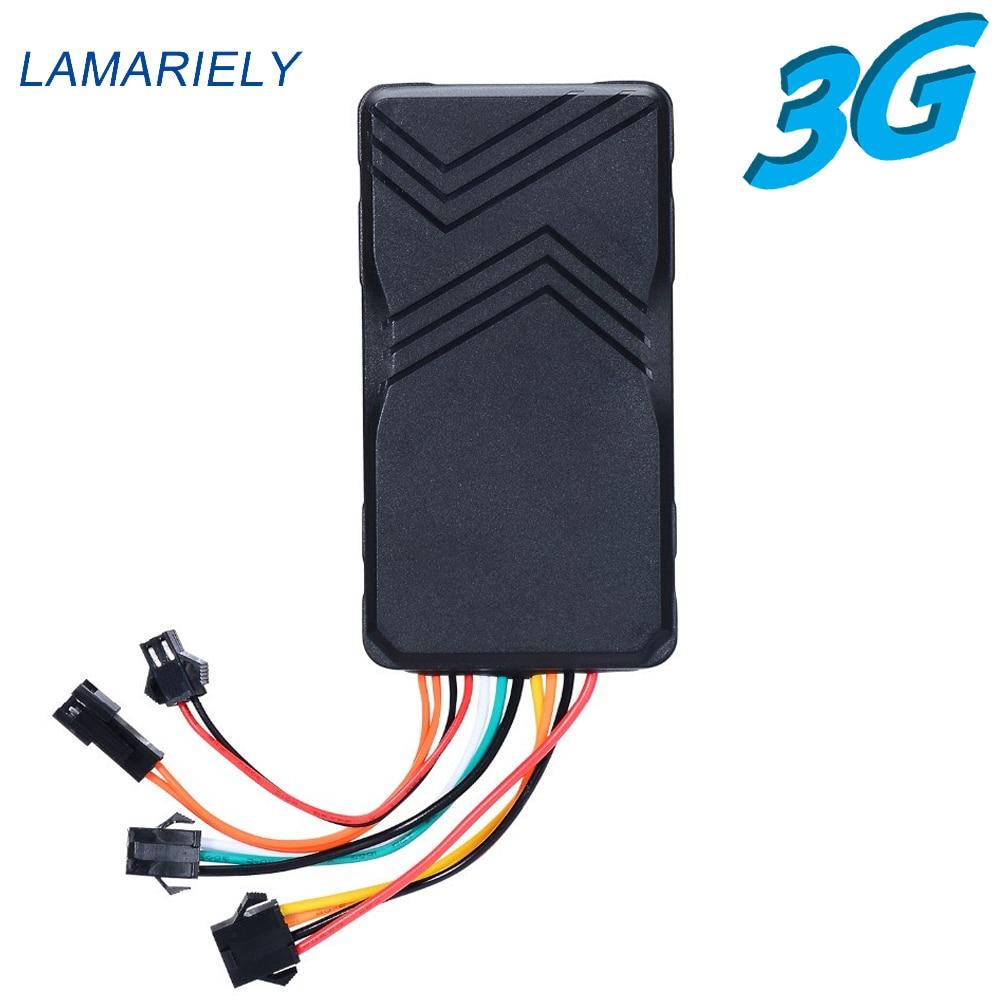 GPS tracker voiture 3G 9-45 V DC GPS localisateur GSM GPS Tracker dispositif de suivi automatique à distance couper l'huile avec un logiciel de suivi en ligne