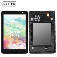 Srjtek 8 For Lenovo IdeaTab A8 50 A5500 A5500F A5500 H A5500 HV Touch Screen Digitizer