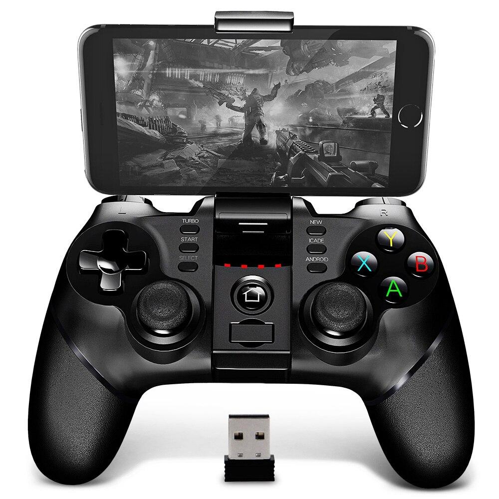 PG-9076 PG9076 Gamepad Bluetooth Spiel Controller 2,4g Wireless Empfänger Joystick Android Spielkonsole Player