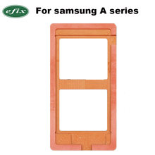 LOCA Screen Mould Holder For LCD Touch Screen Refurbishment Glueing Mold Outer Glass Repair For SAMSUNG S1 S2 S3 S4 S5 S6(China)