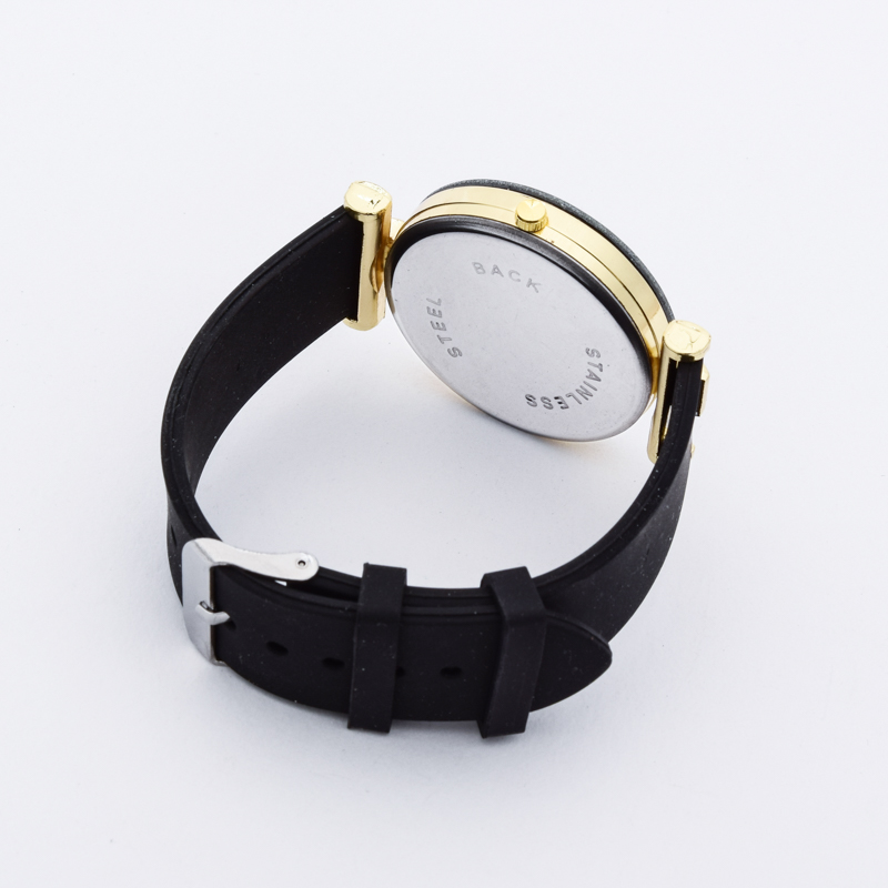 Reloj Hombre Ginebra Relojes Mujer Reloj de cuarzo de silicona Moda - Relojes para hombres - foto 6