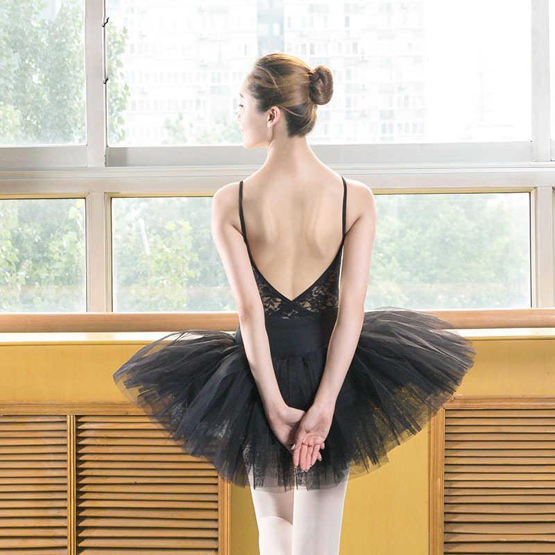 Балетное трико для женщин, высококачественный хлопковый кружевной балетный танцевальный костюм, профессиональные сексуальные гимнастические трико для взрослых