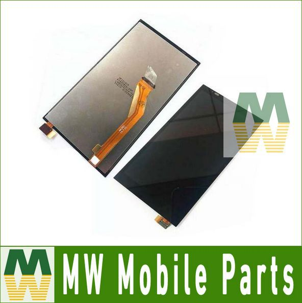 1PC Lot orinigal LCD Touch Screen Assembly Digitize For HTC Desire 816 800 D816W Black Color