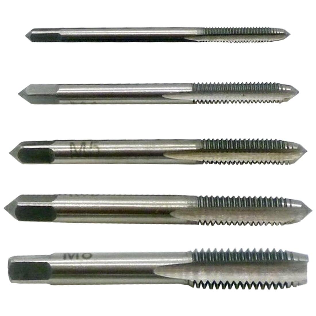 SN-T Metric Taper and Plug Tap M1 x 0.25mm Pitch