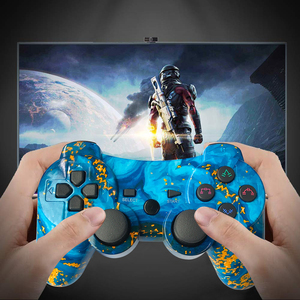 Image 2 - USB/Wireless PC Game Controller Gamepad Shock Vibration Joystick Game Pad Joypad Control for PC Computer Laptop Gaming Play