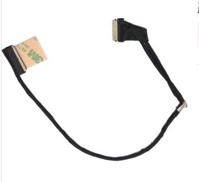 WZSM New LCD Video Cable for <font><b>Dell</b></font> <font><b>Inspiron</b></font> <font><b>15</b></font> <font><b>7000</b></font> 7537 laptop Screen Cable 50.47L03.011 DCXMF 0DCXMF image