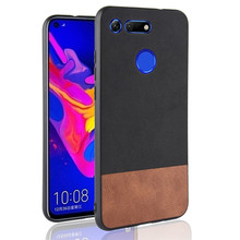 For Huawei Honor View 20 case cover For Huawei Honor V20 Fabric Cover Case Silic