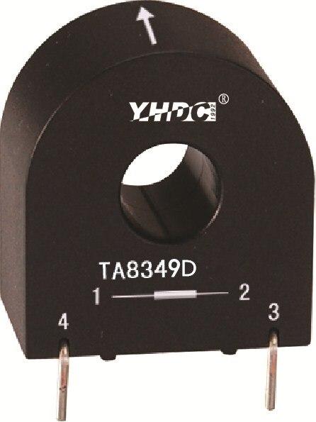 TA8349D-200 1:2000 75A/37.5mA DC Immune vertical PCB current transformer