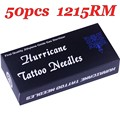 Tattoo Needles 50pcs  15RM Tattoo Needles Professional Round Magnum  Disposable Medical Sterilize Tattoo Needles Supply