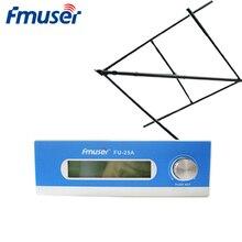FMUSER FU-25A 25 Вт, сделана в городе Чжуншань, Китай Мощность дальний трансляционный передатчик FM для Радиостанция FM+ CP100 антенна комплект CZH-T251