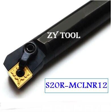 10* MMT16IR AG60 US735 Inserts CNC SNR0020R22 Threaded Arbor Holder