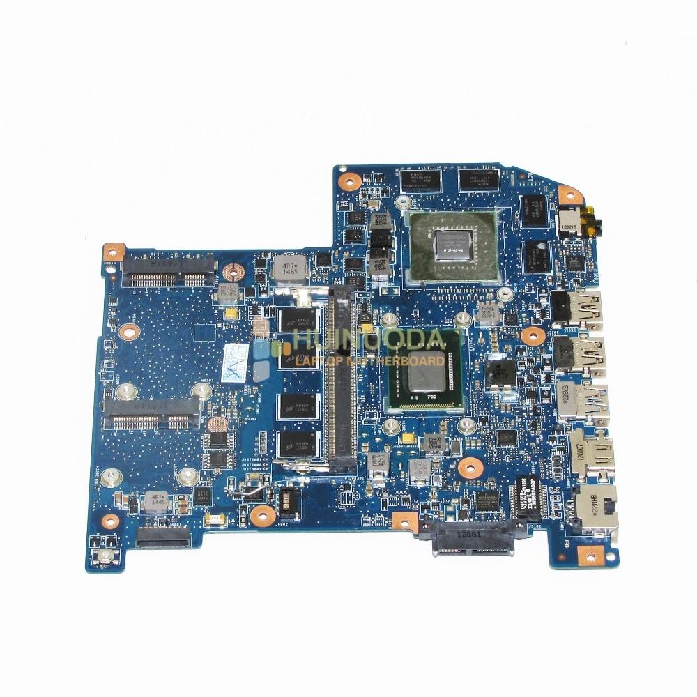 все цены на NOKOTION JM50 MAIN BOARD For Acer aspire M3-581 Laptop Motherboard I3-2367M CPU DDR3 GeForce GT640M Discrete Graphics онлайн
