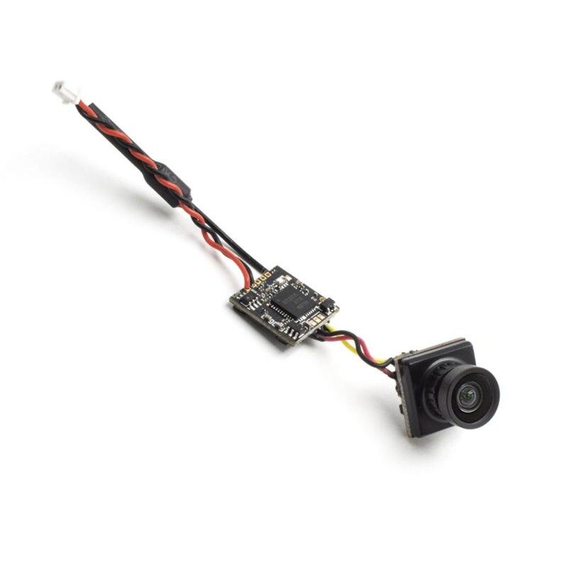 Caddx Luciole 1/3 CMOS 1200TVL 2.1mm Lens 16:9/4:3 NTSC/PAL FPV Mini Caméra Avec VTX pour RC Racing Drone Modèles Multicopter