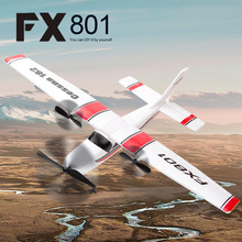 FX801 Airplane Cessna 182 2.4GHz 2CH RC Airplane Aircraft Outdoor Flig