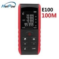 뜨거운 판매 100m 휴대용 디지털 거리 측정기 레이저 측정 100m 레이저 거리 측정기/100 m 레이저 거리 측정기