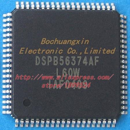 все цены на DSPB56374AE L60W DSPB56374A QFP52 100% New original  24BIT 150MHZ Digital Signal Processors & Controllers онлайн