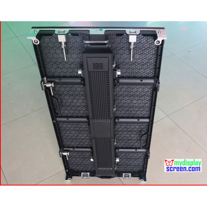 P4.81 500x1000mm Outdoor RGB Led Video Wall Panel, Super Clear HD Die Casting Aluminum Cabinet Rental Led Screen For Flow Show