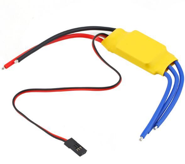 Электронный регулятор скорости бесщеточного двигателя RC BEC 30A ESC