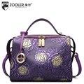 Новые сумки сумки тип женщин известных брендов 2016 Европейский Американский стиль дамы crossbody женщины сумка сумка ZOOLER6188