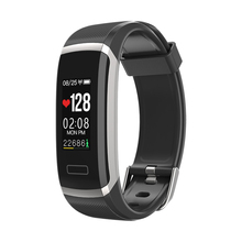 GT101 Smartband Waterproof Sport Bracelet Bluetooth Heart Rate Sleep Monitor Watch 0.96 Inch Color Screen Activity Tracker