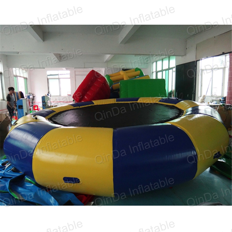 5m trampolin Pool float toy water inflatable trampolines inflatable water platform inflatable bouncer floating water park environmentally friendly pvc inflatable shell water floating row of a variety of swimming pearl shell swimming ring