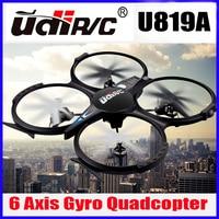 5MP HD Camera is optional,34*34CM Super Big High Quality New Arrival 4CH Quadcopter Udi U819A drone Headless model VS UDI U818A
